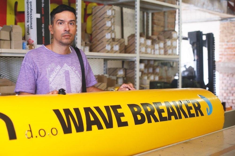 Njihovim razbijačem valova svoje gradove žele zaštititi sve od Brazila do Hong Konga, a poduzetna obitelj iz Samobora tu ne planira stati